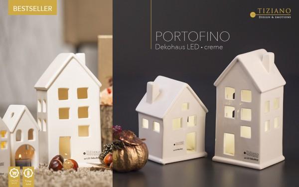 Lichthaus Portofino LED creme